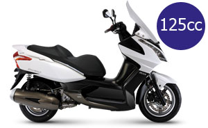 Kymco Downtown 125cc